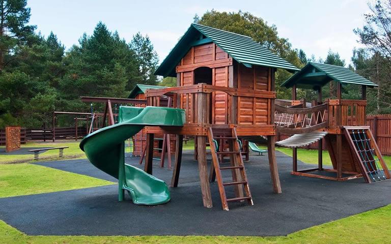 Coylumbridge Outdoor Adventure Play Park