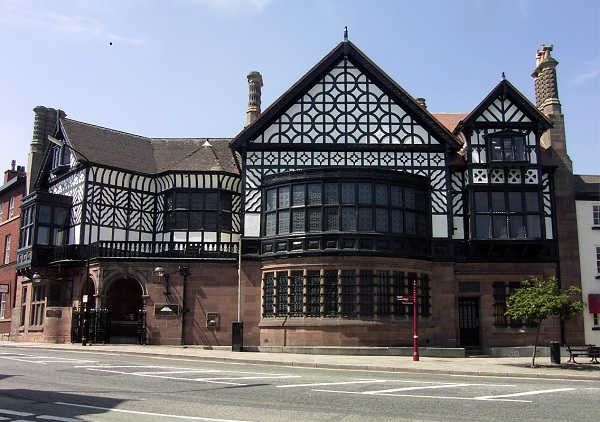 The Old Market Place, Altrincham