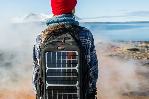 Solarbackpack