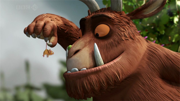 Gruffalo In Business