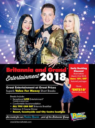 Entertainment Brochure 2017