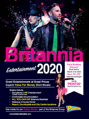Entertainment Brochure 2019