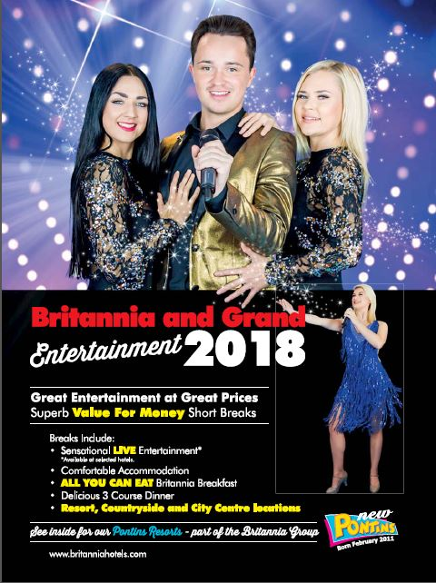 Entertainment Brochure 2017