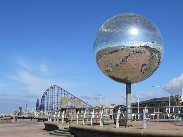 A Guide To The Blackpool Promenade Part 2 Britannia