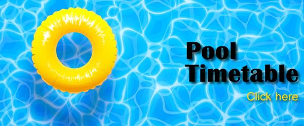 Meon Valley Pool Timetable