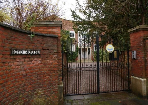 Royd House, Altrincham