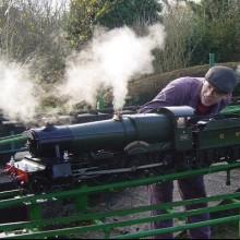 Basingstoke Miniature Railway