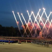 Household Division's Beating Retreat
