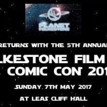 Folkestone Film, TV & Comic Con