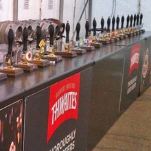 The Great Peak District Fair & Buxton Beer Festival