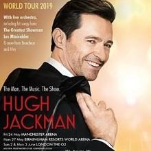 Hugh Jackman: The Man. The Music. The Show.
