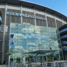 City of Manchester Stadium Museum and Tour