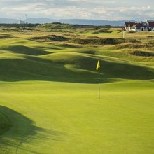 South Ayrshire Golf Courses