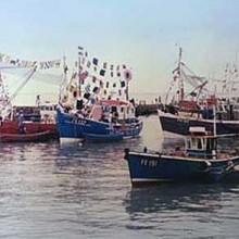 Folkestone Trawler Race 2017