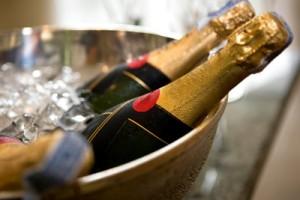 Champagne Break