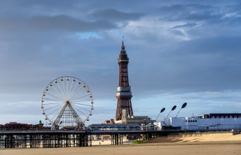 A Guide to the Blackpool Promenade, Part 1: Getting Around