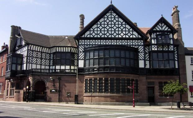 Altrincham's Hidden Architecture