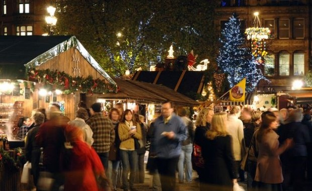 What to Do in Manchester This Christmas