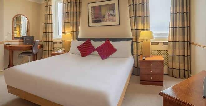 Hotels With Disabled Rooms In Blackpool
