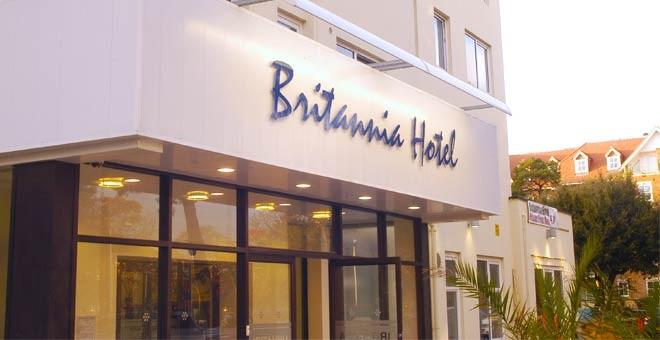 Britannia Hotel Bournemouth