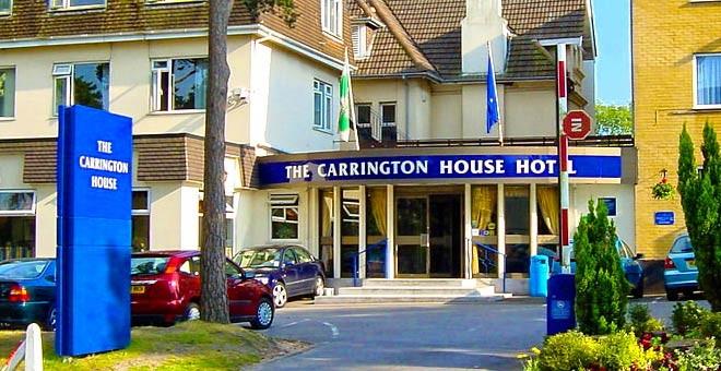 The Carrington House Hotel