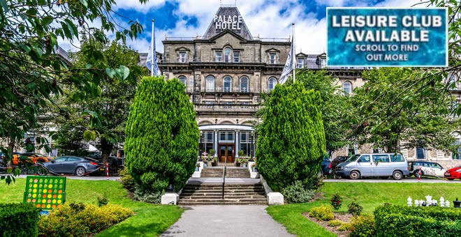 Buxton Hotel Deals Britannia Palace Hotel Buxton Offers