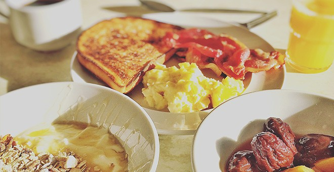 Big Britannia Breakfast