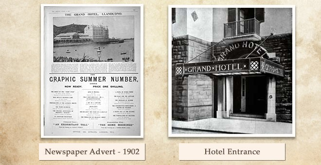 Britannia Grand Hotel Llandudno