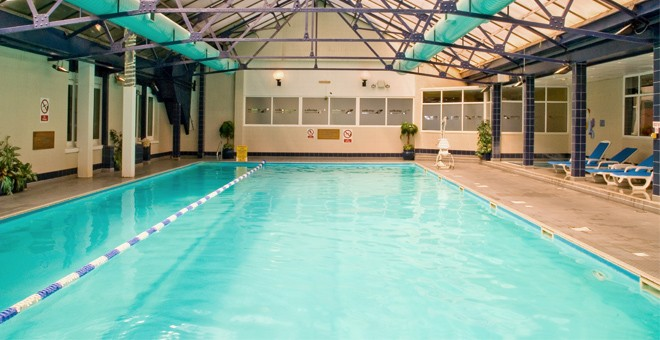 The norbreck castle hotel in blackpool britannia hotels - Hotels with swimming pools in liverpool ...