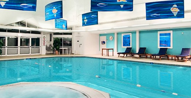 Bromsgrove Gym Spa Britannia Bromsgrove Hotel