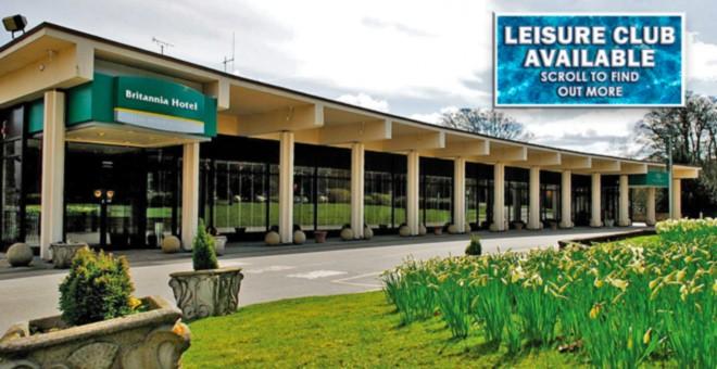 Britannia Leeds Bradford Airport Hotel Spa