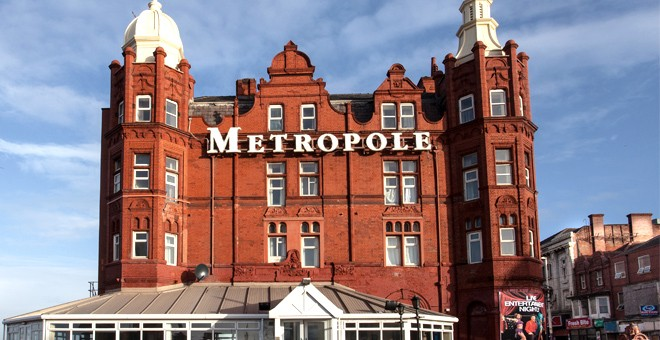 Britannia Metropole Hotel Blackpool