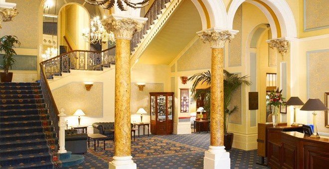 Palace Hotel Buxton Wedding