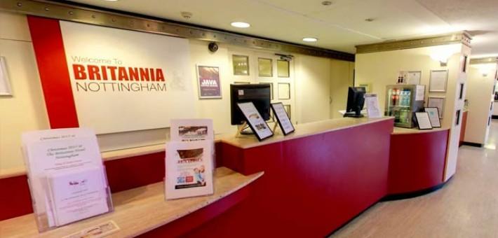 Britannia Nottingham Hotel
